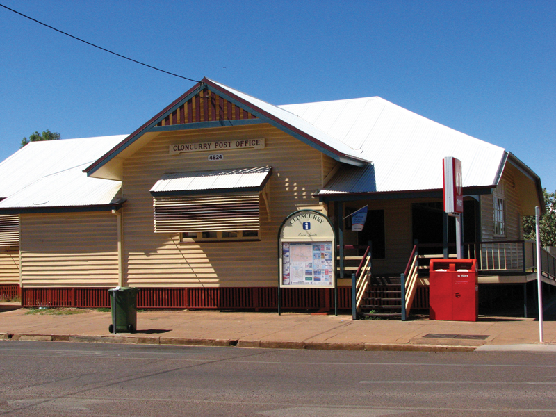Cloncurry Shire Tourist Attractions North West