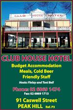 Oasis Motel Peak Hill Nsw